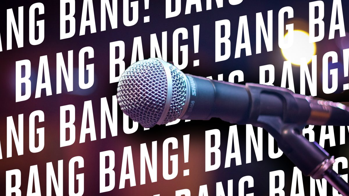 Ustaların Jargonu: Bang Bang!