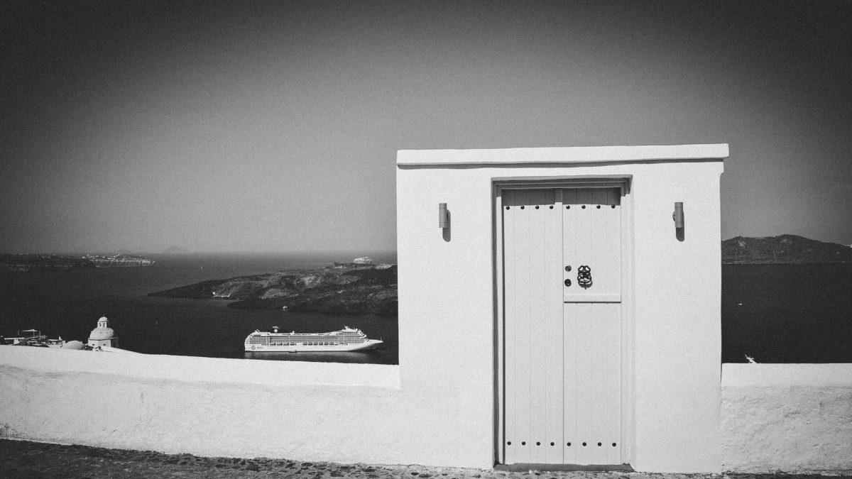 Bölüm 5 – Kapılar Böyledir Nafiz! Açılır ve Kapanır…