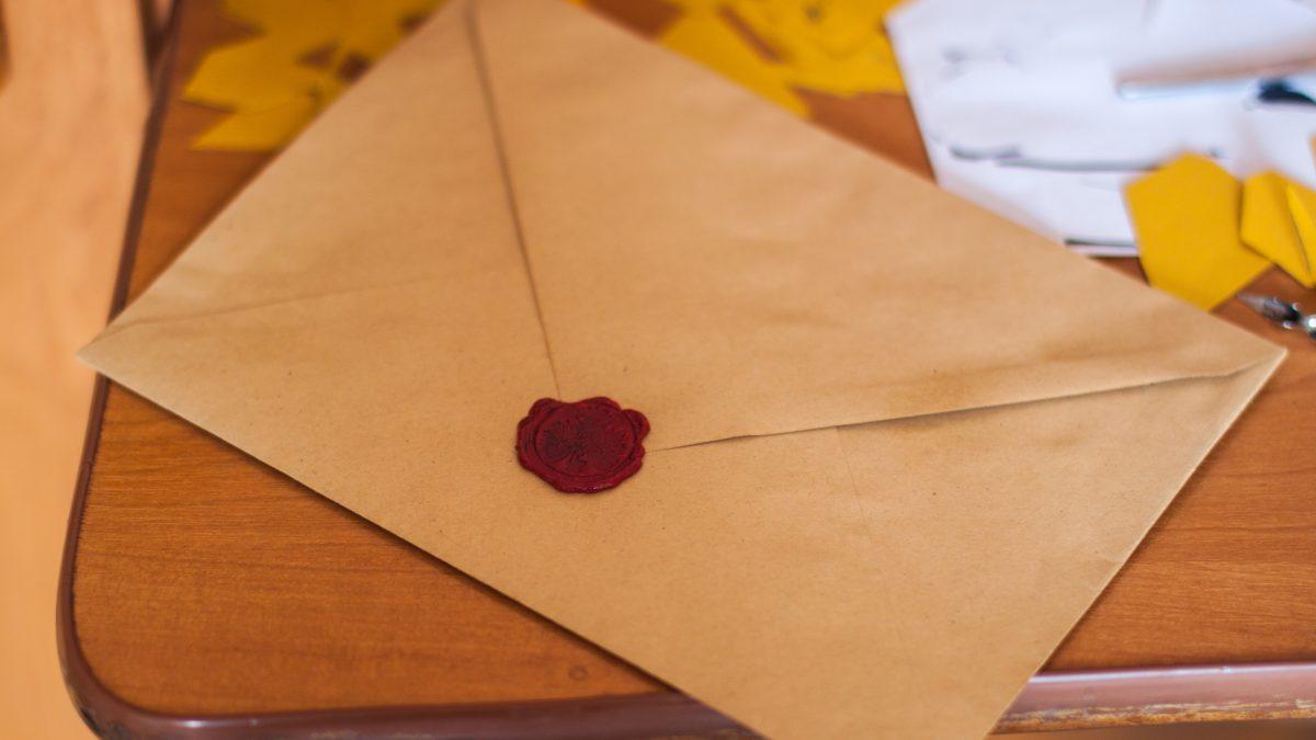 Babanızdan Mektup