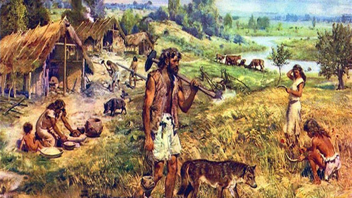Tarih Öncesi Çağlarda Ekonomi