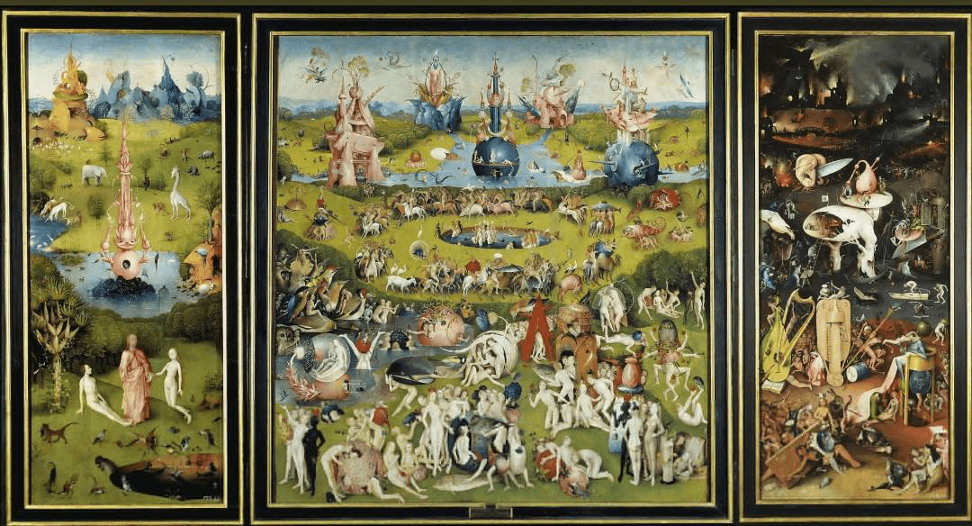 Rönesans'ın Fazla Sürreal Ressamı: Hieronymus Bosch