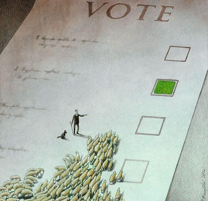 Demokrasinin İntiharı