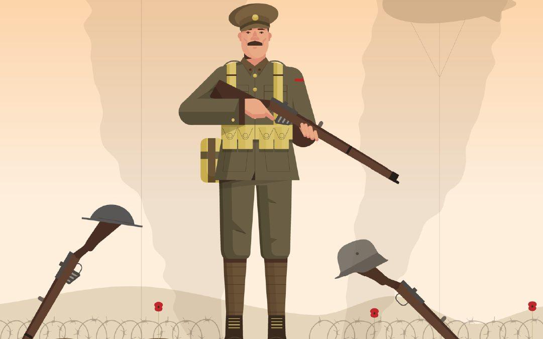6 Edebi Eserde Savaşların İç Yüzü